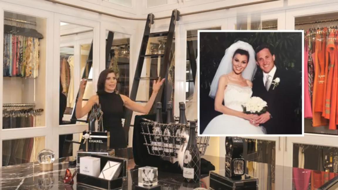 Heather S Closet Wedding Dress Real Hockwives